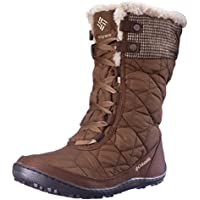 Columbia Womens Minx Mid Omni-Heat Tweed Boot