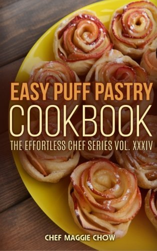 Easy Puff Pastry Cookbook