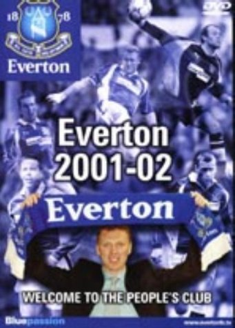 Everton Fc: End Of Season Review 2001/2002 [DVD]