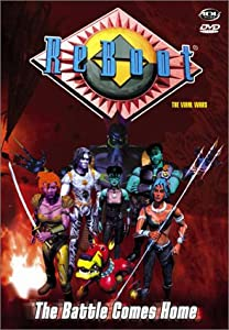 Reboot - Season III, Vol. 4: The Viral Wars