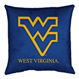 NCAA West Virginia Mountaineers Locker Room Pillow