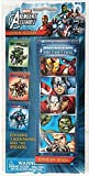 Stickerfitti Marvel Avengers Sticker Book and Bookmarks (6391260-AZWA)