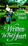 img - for Written In The Heart (Historical, 500) book / textbook / text book
