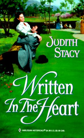Written In The Heart (Historical, 500), JUDITH STACY