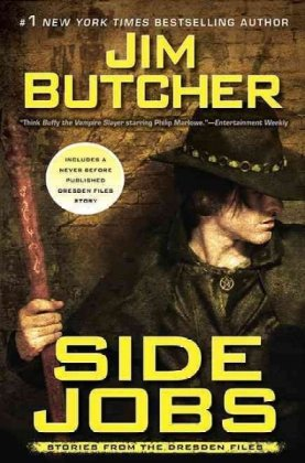 Side Jobs: Stories From The Dresden Files Picture