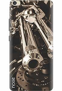 Mi Max Prime Printed Case / Cover for Xiaomi Mi Max / By Noise - (TP-214)