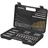 Black & Decker A7200-XJ Set de forets et douilles 109 pièces
