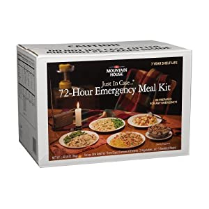 Mountain House 72-Hour Emergency Meal Kit