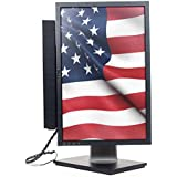 "Dell UltraSharp 1909W - LCD display - TFT - 19"" - widescreen - 1440 x 900 / 75 Hz - 300 cd/m2 - 1000:1 - 5 ms - 0.2835 mm DVI-D, VGA - black"