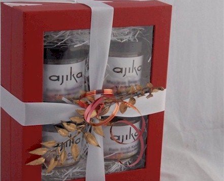 Curry Spices Holiday Gift Set - Perfect For the