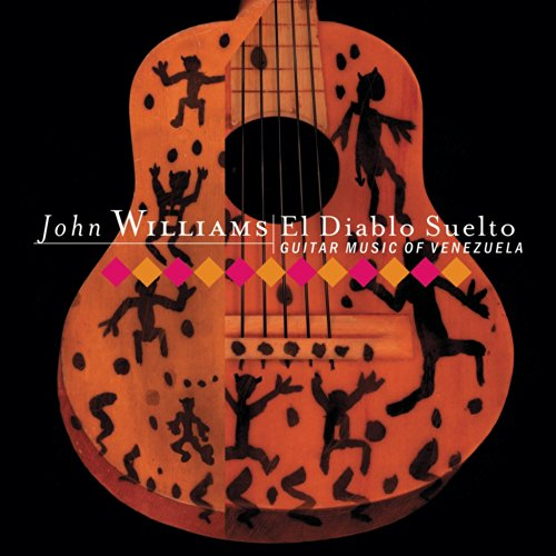 Pedro Fernandez - El Diablo Suelto - Guitar Music Of Venezuela - Zortam Music