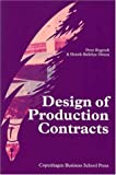 img - for Design of Production Contracts: Lessons from Theory and Agriculture book / textbook / text book