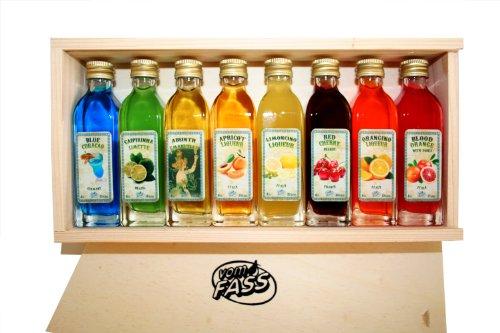IL GUSTO SPIRITS LTD discount duty free Miniature Cocktails Gift Set