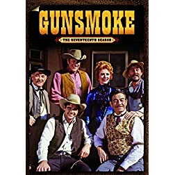Gunsmoke: The Complete Seventeenth Season