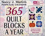 365 Quilt Blocks a Year Perpetual Calendar (That Patchwork Place)