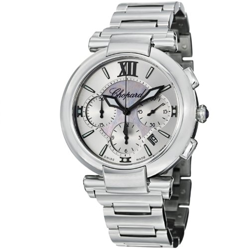Chopard Imperiale Men's Stainless Steel Automatic Chronograph Watch 388549-3002