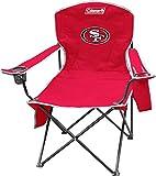 San Francisco 49ers XL Cooler Quad Chair