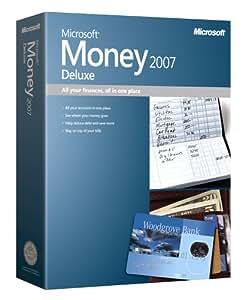 Microsoft Money 2007 Deluxe [OLD VERSION]