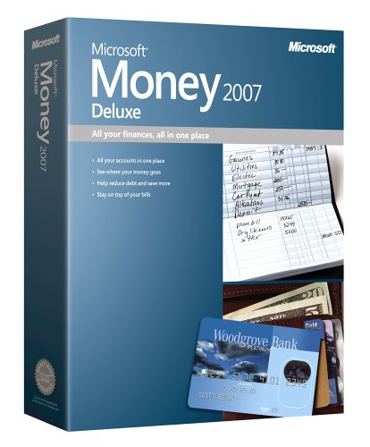 Microsoft Money 2007 Deluxe [OLD VERSION]
