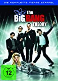 DVD - The Big Bang Theory - Die komplette vierte Staffel [3 DVDs]