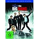 "The Big Bang Theory - Die komplette vierte Staffel [3 DVDs]von ""Johnny Galecki"""