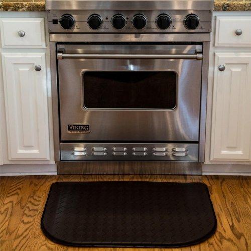 Sleep Revolution SR Home Gel Memory Foam Comfort Kitchen Mat, Standard Size