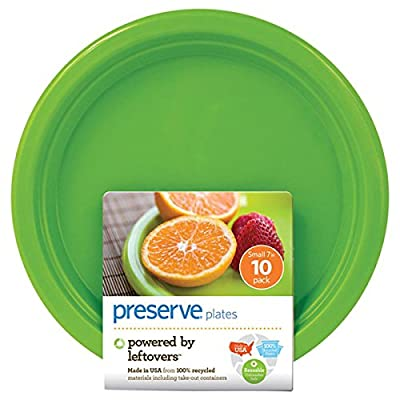 Preserve 8 Count on The Go Plates