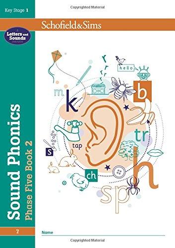 Sound Phonics Phase Five Book 2: 7