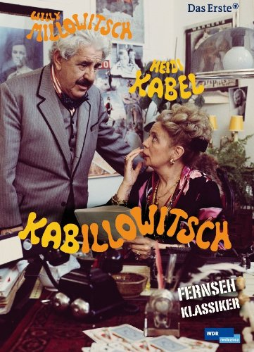 Kabillowitsch - kuriose Geschichten mit Heidi Kabel und Willy Millowitsch