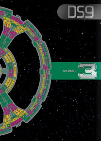 Cover art for  Star Trek Deep Space Nine - The Complete Third Season