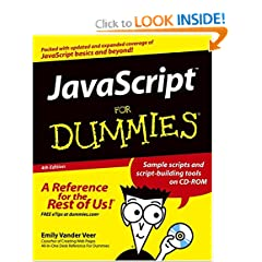 JavaScript 4th Ed For Dummies E Book H33T 1981CamaroZ28 preview 0