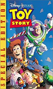 Toy Story (Special Edition) (Walt Disney Gold Classic Collection) [VHS]