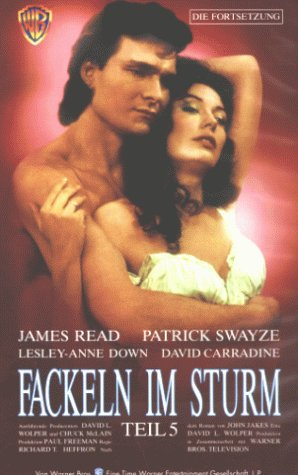 Fackeln im Sturm - Teil 5 [VHS]