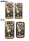 Disney All Princess Cinderella The Little Glass Slipper Tattoo Sexy Mobile Phone Case iPhone 5c Black