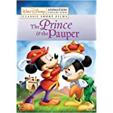 Disney Animation Collection 3: Prince & The Pauper ~ Pied Piper and Old...