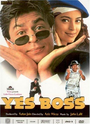 Amazon.com: Yes Boss: Shah Rukh Khan, Aditya Pancholi, Juhi Chawla ...