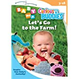 Baby Nick Jr - Let's Go to the Farm ~ Curious Buddies