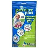 Kalencom Potette Potty Re Fills 10 Pack