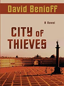 "Cover of ""City of Thieves (Thorndike Pres..."