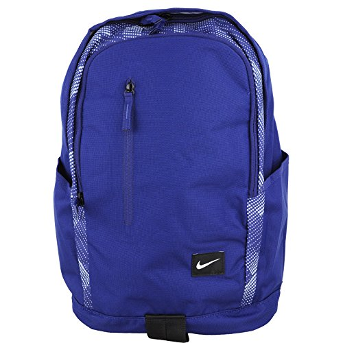 Nike All Access Soleday - Sol Zaino, Loyal Blue/Black/(White), Taglia Unica