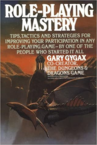 "Cover image of ""Role-Playing Mastery"""