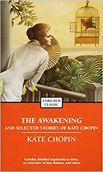 an analysis of major characters of the awakening by kate chopin Her major works were two short story collections: bayou folk (1894) and a night in  the characters in her stories are usually residents of louisiana  (played by john goodman) assigns.