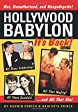 img - for Hollywood Babylon--It's Back 1st (first) Edition by Porter, Darwin, Prince, Danforth (2008) book / textbook / text book