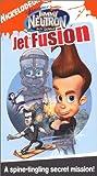 echange, troc Adventures of Jimmy Neutron Boy Genius: Jet Fusion [VHS] [Import USA]