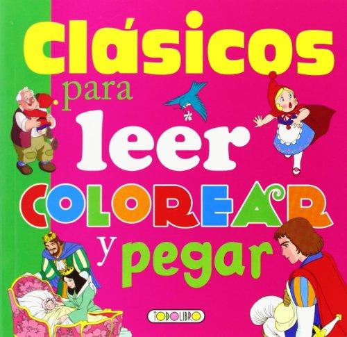 clasicos-para-leer-colorear-y-pegar
