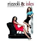 Rizzoli & Isles - Die komplette zweite Staffel 4 DVDs
