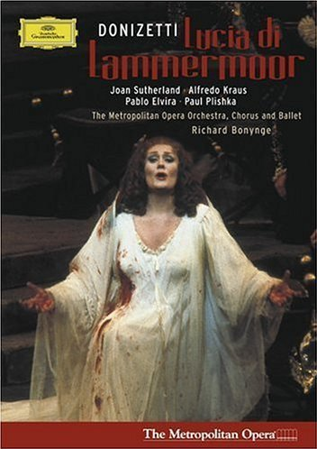 Donizetti - Lucia Di Lammermoor (Bonynge) [DVD]