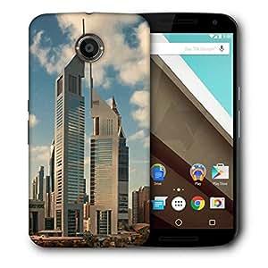 Snoogg Smoky Fog Designer Protective Phone Back Case Cover For Motorola Nexus 6