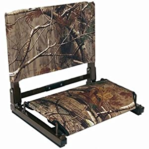 The Gamechanger Stadium Chair - RealTree by The StadiumChair Company