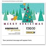 Children's Christmas - E-mail Amazon.co.uk Gift Voucher